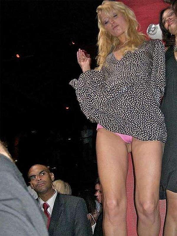 Paris Hilton Voyeur